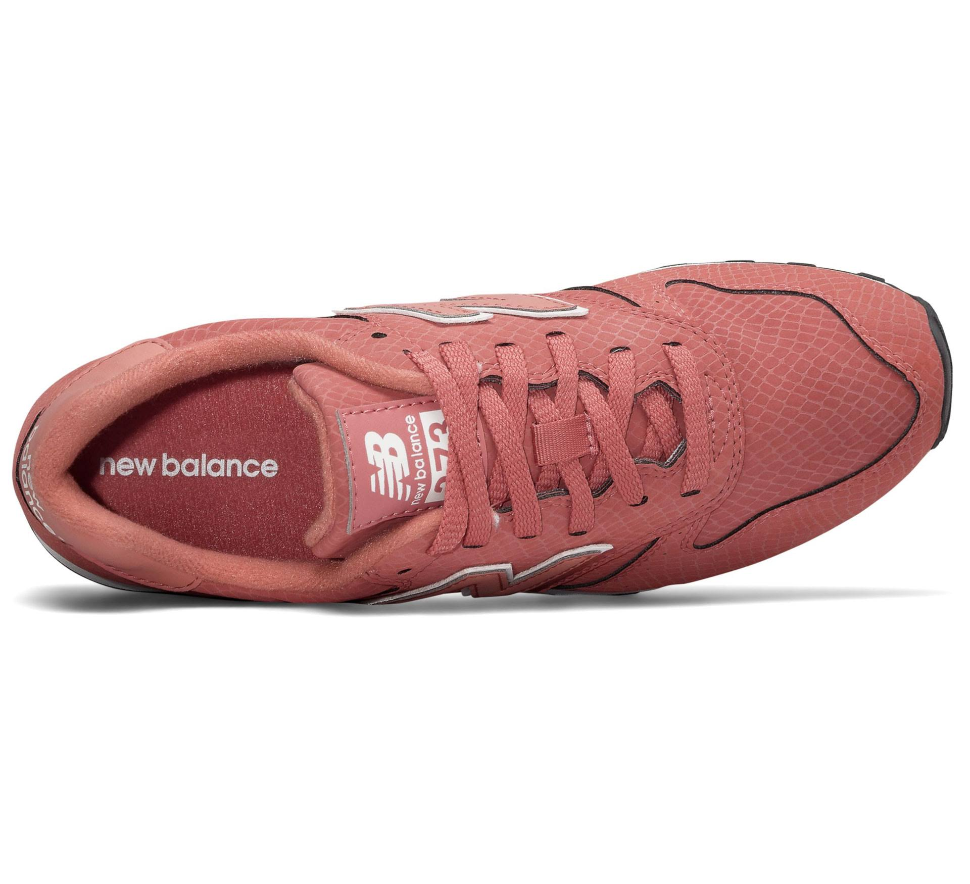 Women's rood New B 7 Dames Wl373 Balance Sneakers 0qwfUqS5