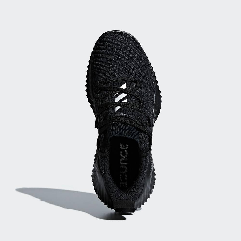 Adidas Alphabounce Trainer - Black, 7.5