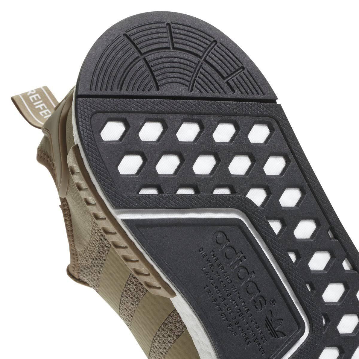 white Gold Size cardboard Mens Nmd R1 Adidas 13 B79760 wXOPT1x