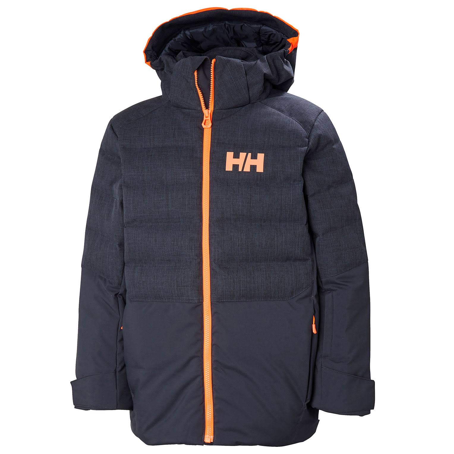 Down 176 Kid's Hansen 16 Jr Marino 2018 Azul 597 41595 Jacket North Helly EqXCPwC