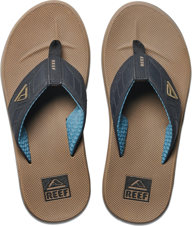 Flip blue Reef brown black Black Flops 9 uk Blue Brown Phantom 2018 OOn5qr6