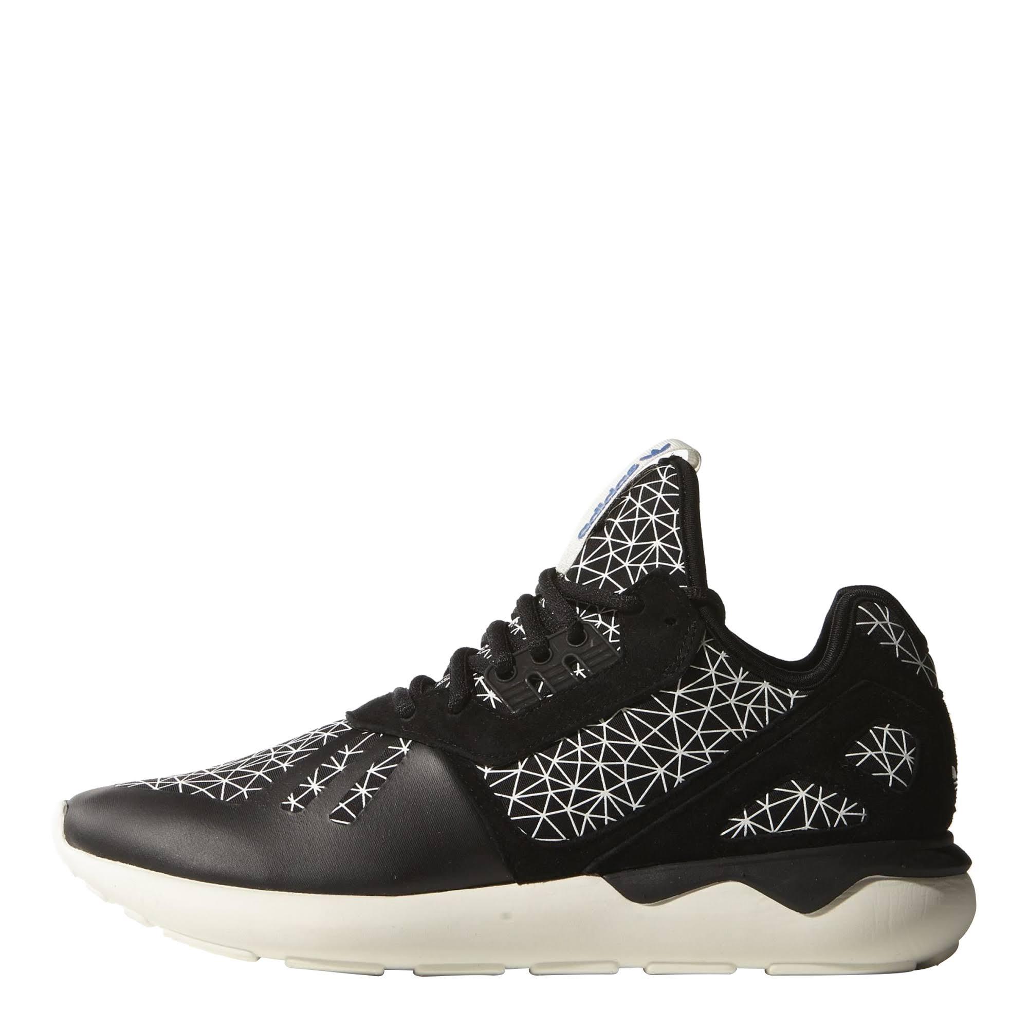 (11) Adidas Tubular Runner Core Black-Off White M19640 Men's