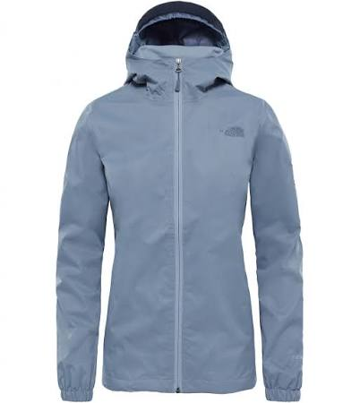 Grey Quest Heather The Chaqueta Face Gris L Impermeable North Mujer Mid zqqESwfBnx