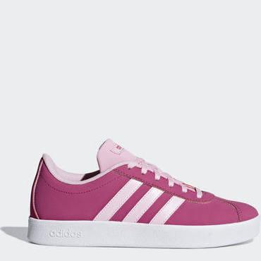 Court 0 Realmagenta Vl ftwrwhite 2 truepink Schoenen Adidas H9YeIWDE2