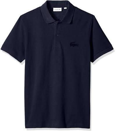 Lacoste Petit Hombre Regular Marino Corte Polo Algodón De Azul Piqué Para qOnPx14f