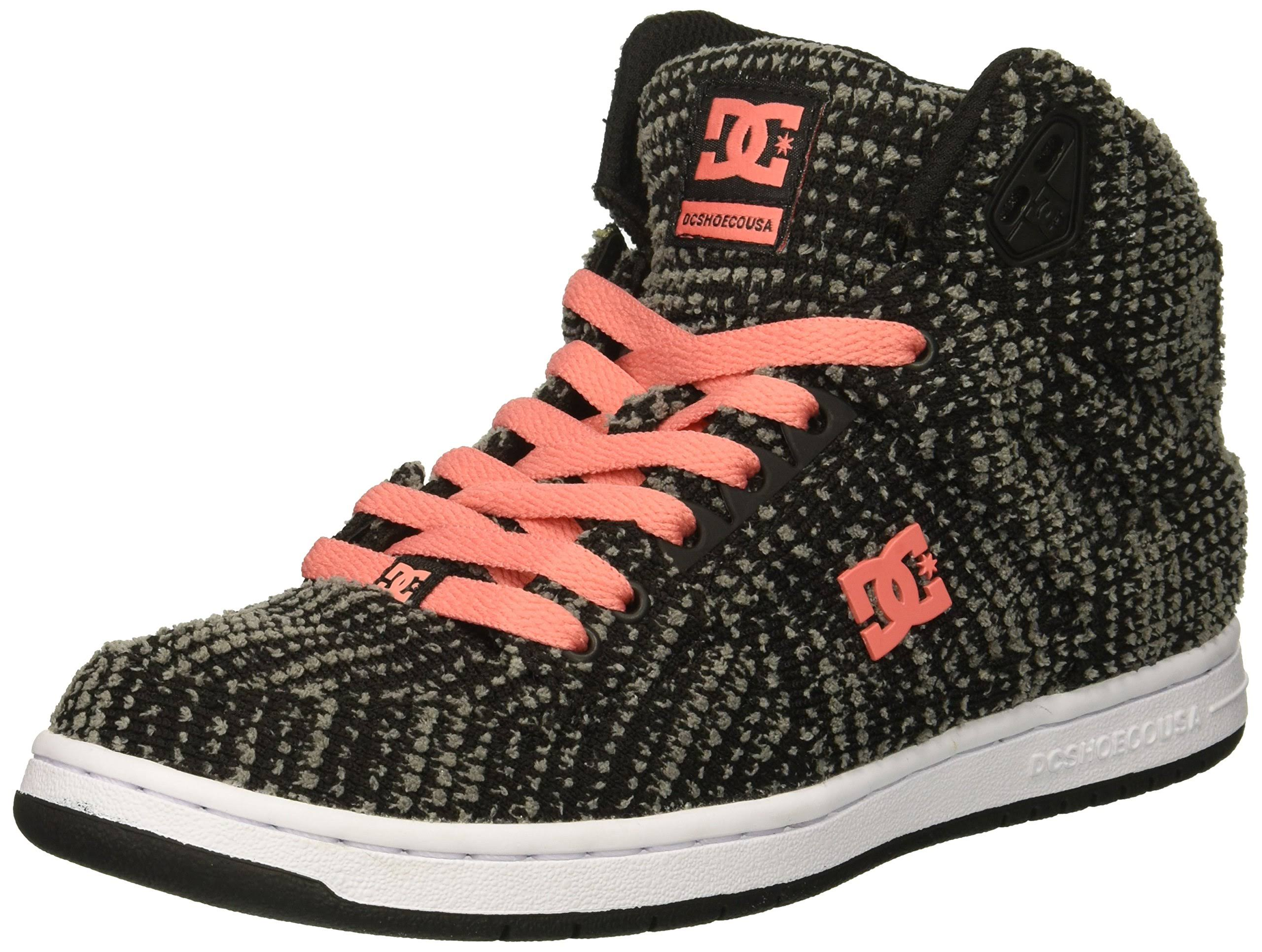 Shoes Para Mujer Se Dc Skateboard High top Tx Zapatillas Pure HwdBwq