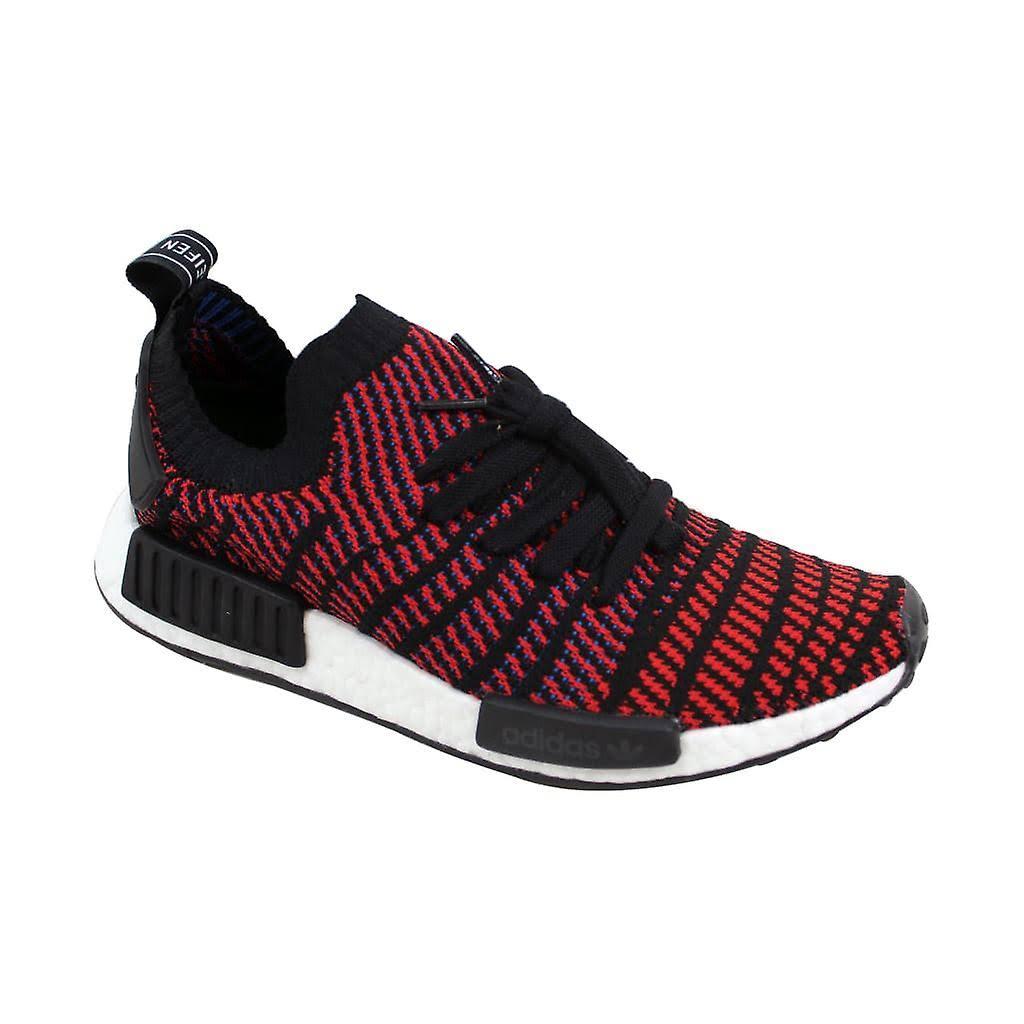 Cq2385 Pk Rojo Nmd Stlt Hombres R1 Adidas negro wCvz7qnS