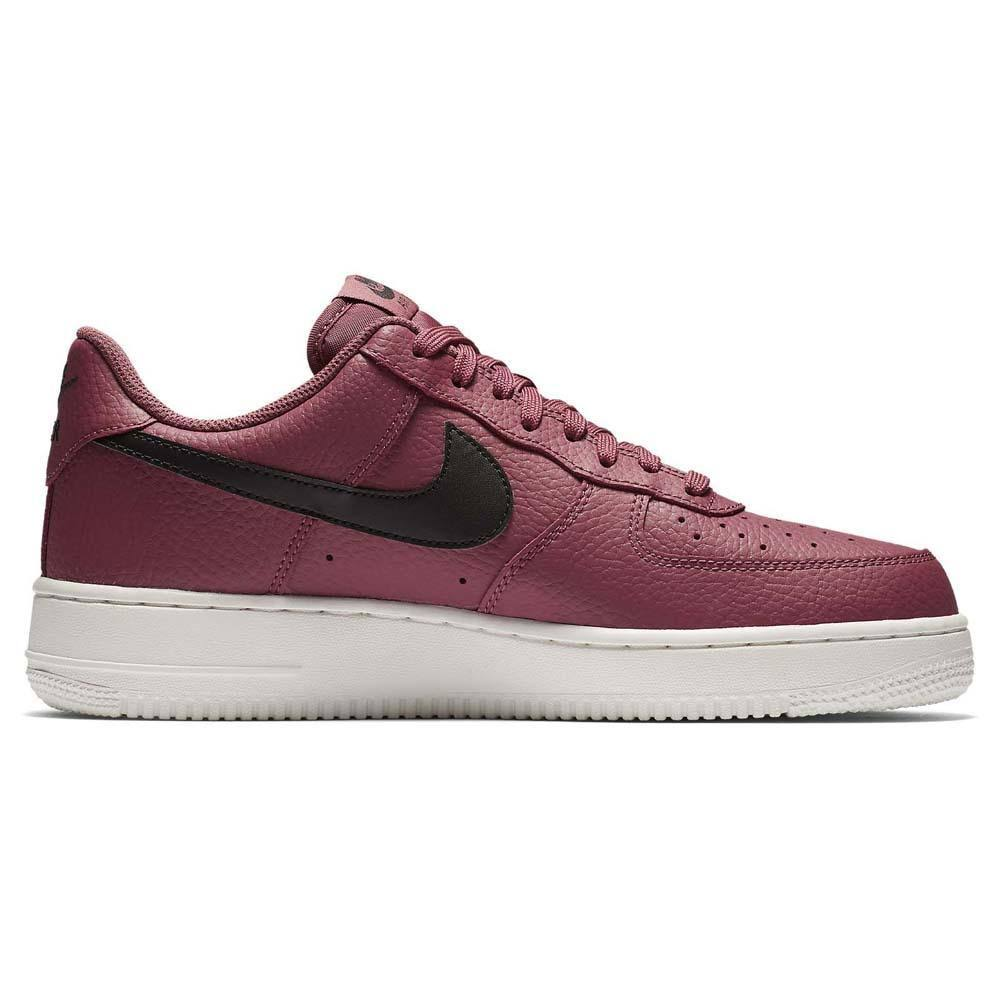 Textiel 5PaarsLeer En Sneakers WhiteHerenMaat38 Sportswear black Force Nike Air Vintage summit Wine Laag UzVGLqpSM