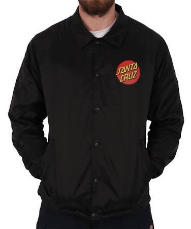 Dot Jacket Classic Cruz schwarz Santa Coach EBZRwxwq