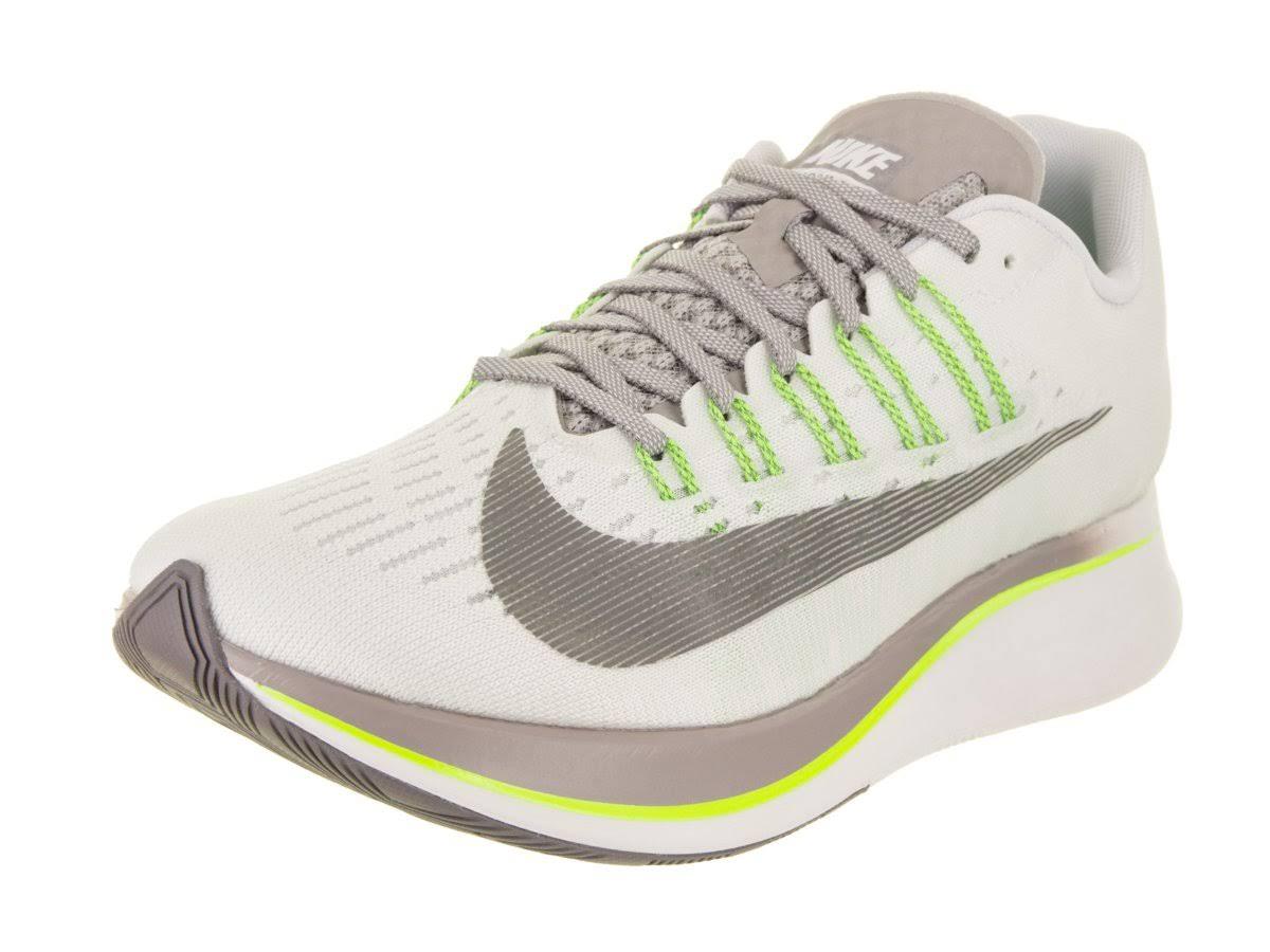 Fly Mujer Nike De 897821101 7 Blanco Zapatos Zoom Tamaño Iqttwr5