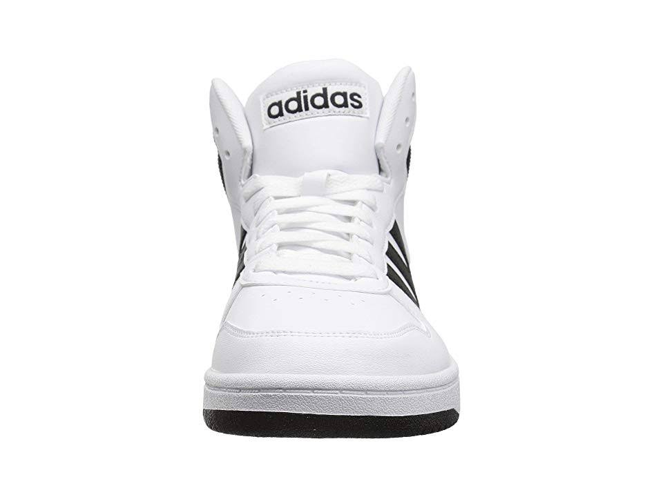 Vs 8 2 Hoops Mid 0 Hombre Baloncesto Mediano Adidas Blanco OyFHP4UR1H