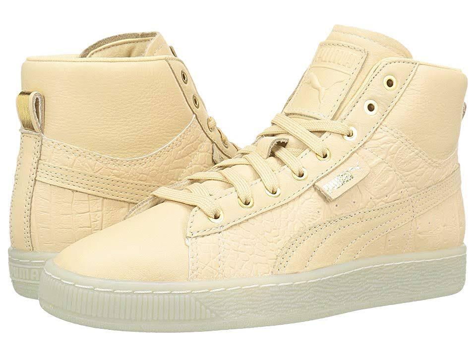 Größe Puma Damen 36421302 7 5 Mid Basketballschuhe Basket Gold qrwUnSXzrF