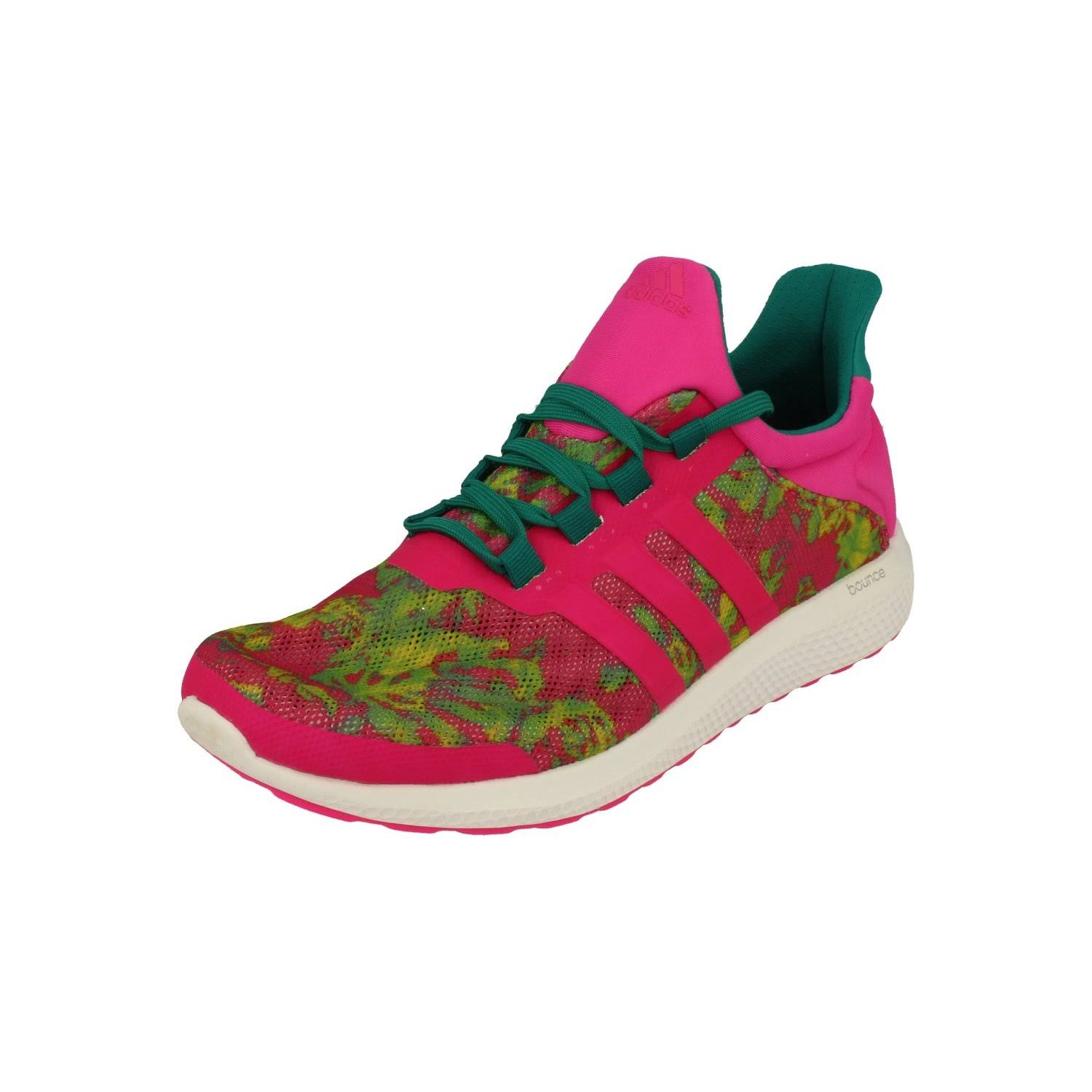 (4.5) Adidas Cc Sonic Womens Running Trainers Shoes