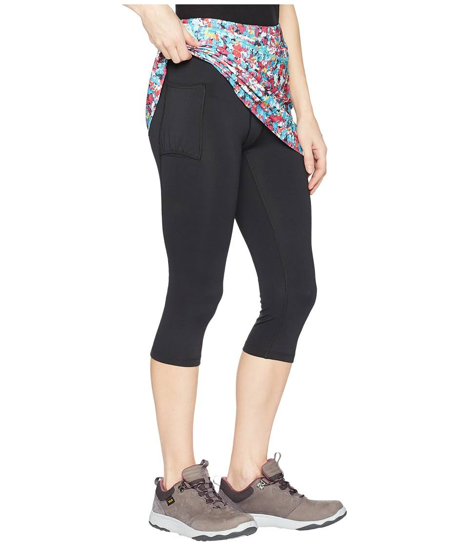 Regular Lotta Capri Holiday Breeze Printblack Small Falda Deportiva 0Pv788