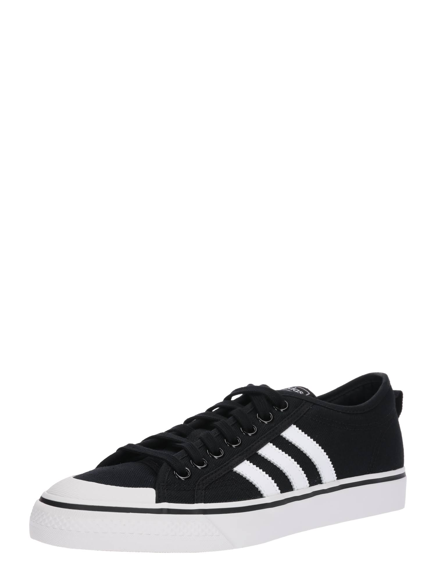 Adidas ftwr Core White crystal Black Sneaker Schwarz core 'nizza' White White S4qUSpwrxW