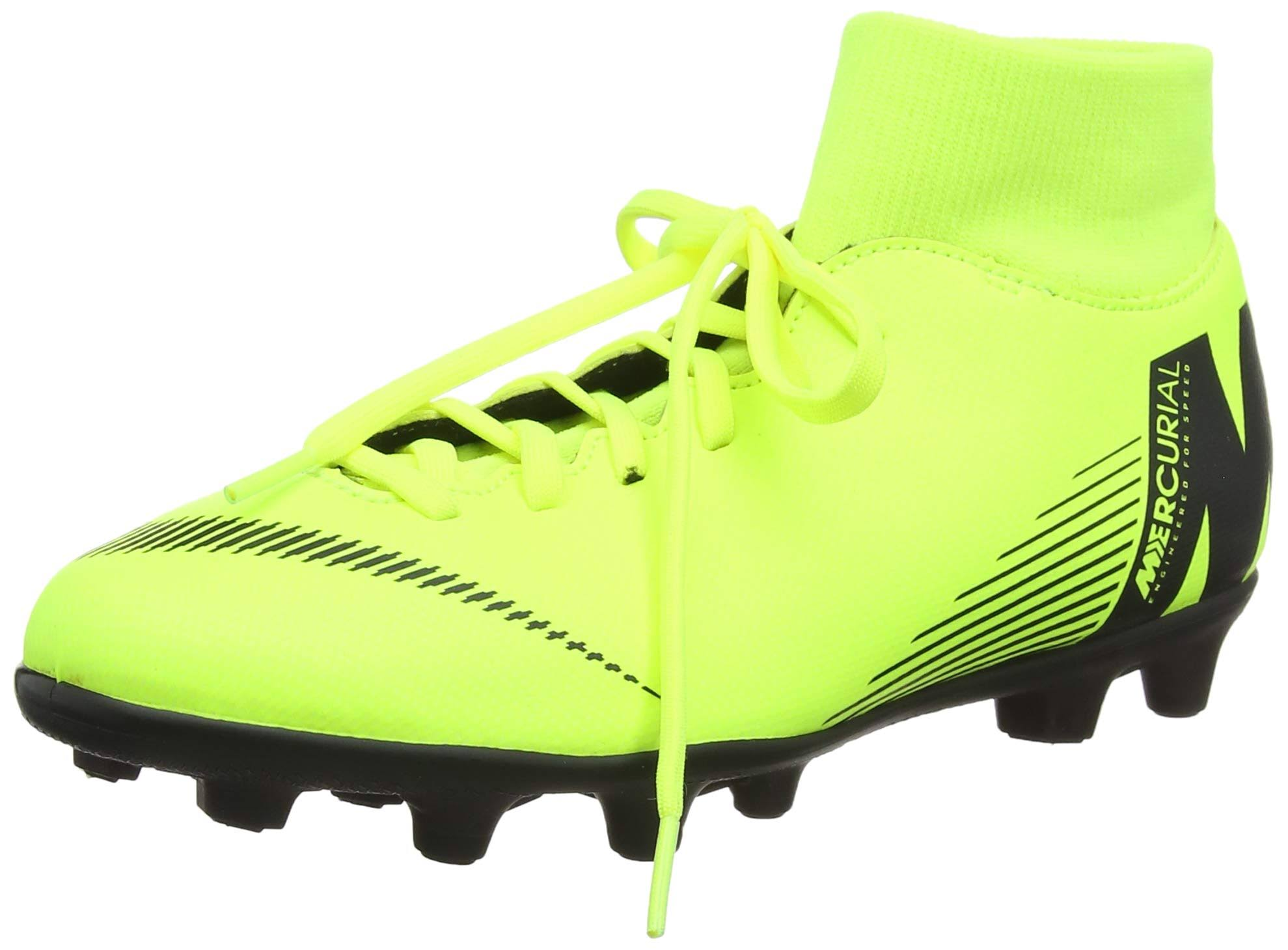 Amarillo Fg Club Mercurial Vi Black Superfly Volt Drk Nike Mg qxB6Pqw