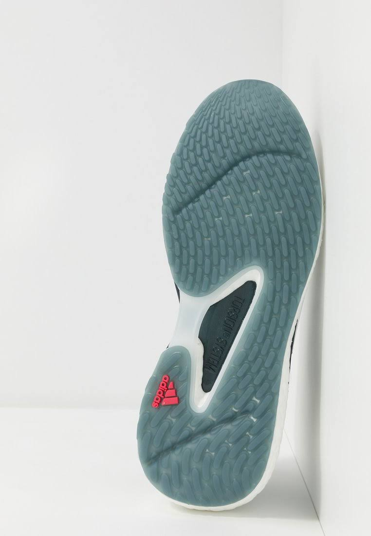Scarpe Adidas Alphatorsion Boost Bianco Blu 43.5  QIwR4L