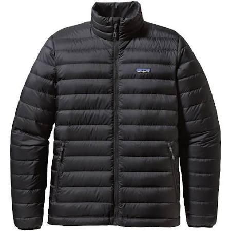 S Patagonia Sweater Down Black Jacket wPITOPgq