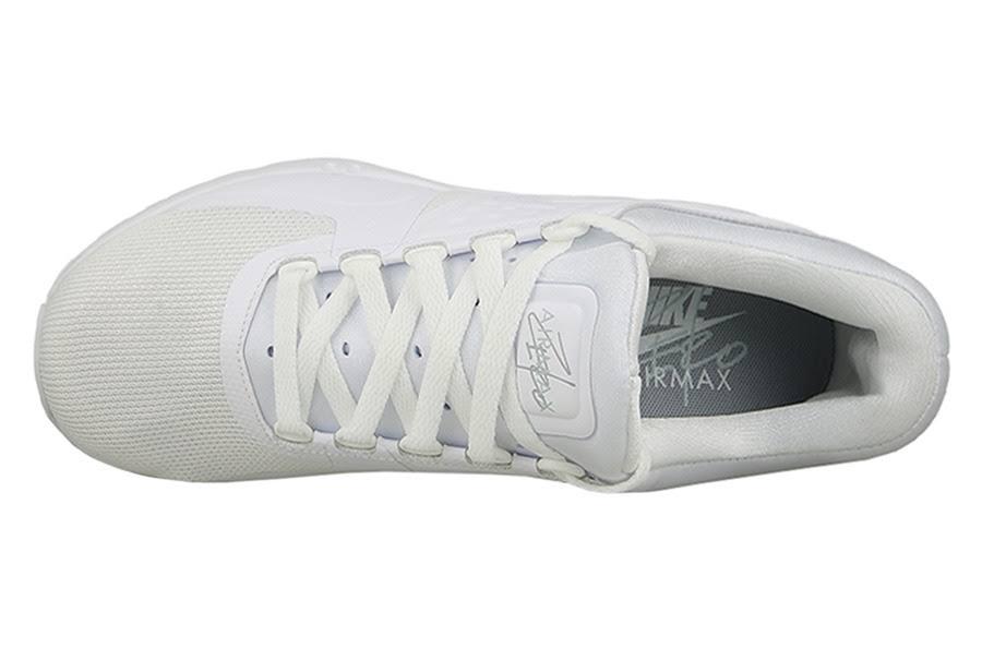 Zero 5 876070100 Nike Para Hombre Lobo Air 7 Gris Max Blanco Tamaño Zapatos EzqxwZ1q
