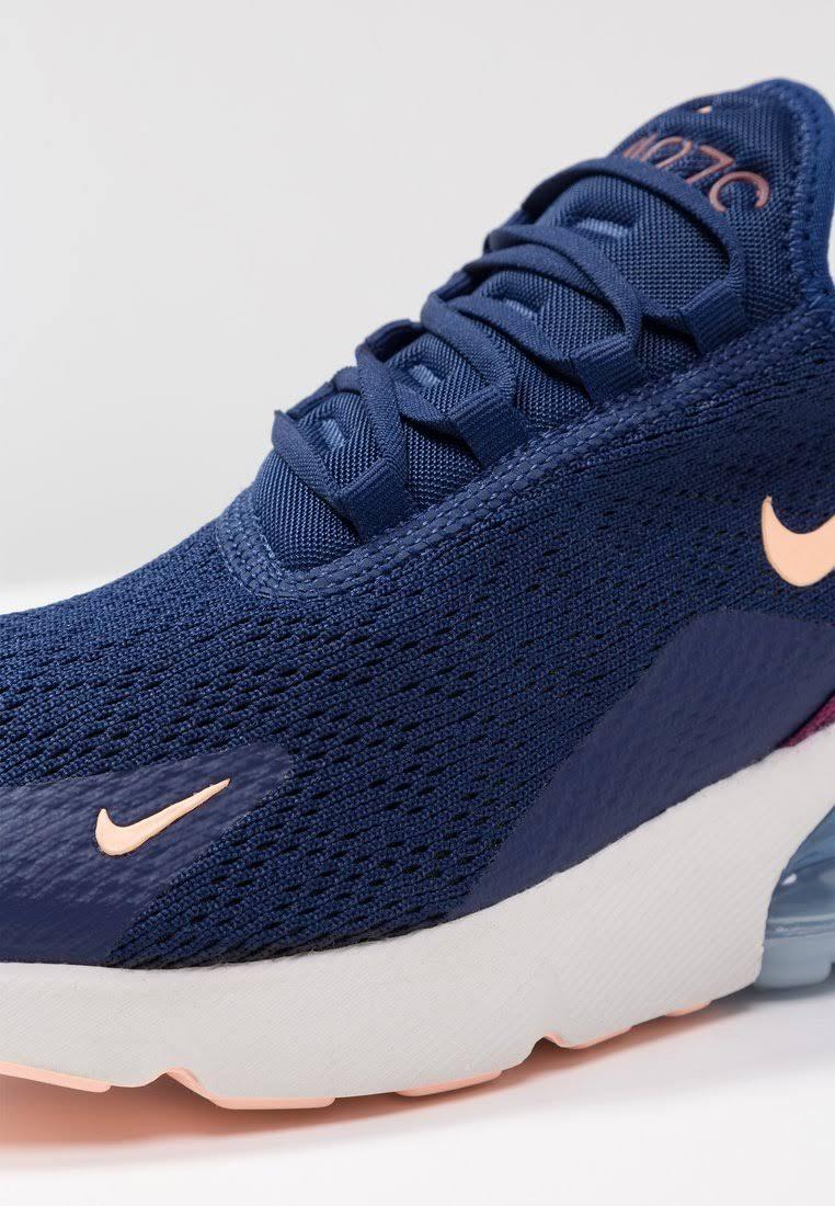 42 Gr Damen 270 Blau Nike Navy lila Schuhe Air Max vxwp6w4qg0