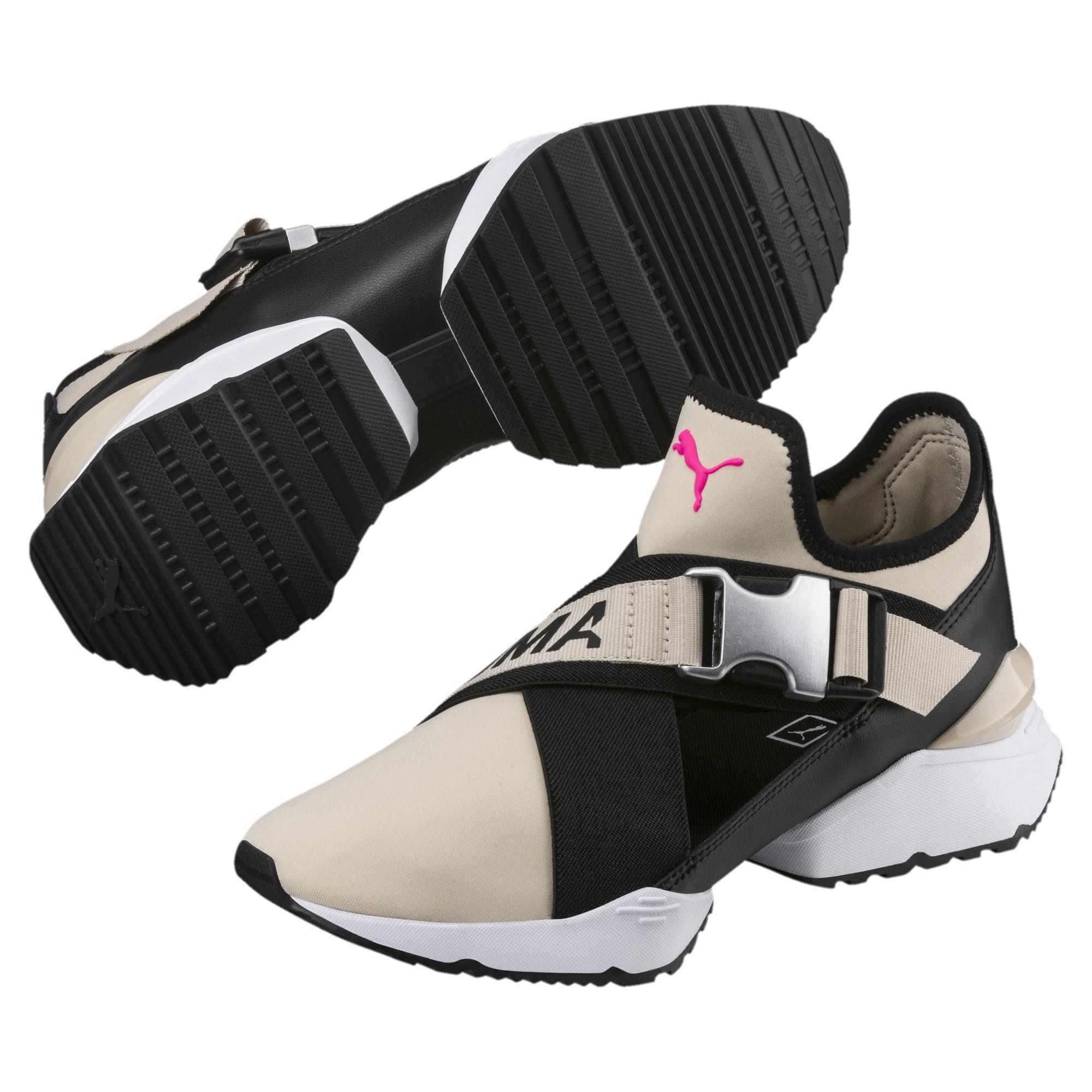 Para De Tamaño Muse Mujer 5 Eos Cemento 9 Baloncesto Zapatillas Puma wtAOq