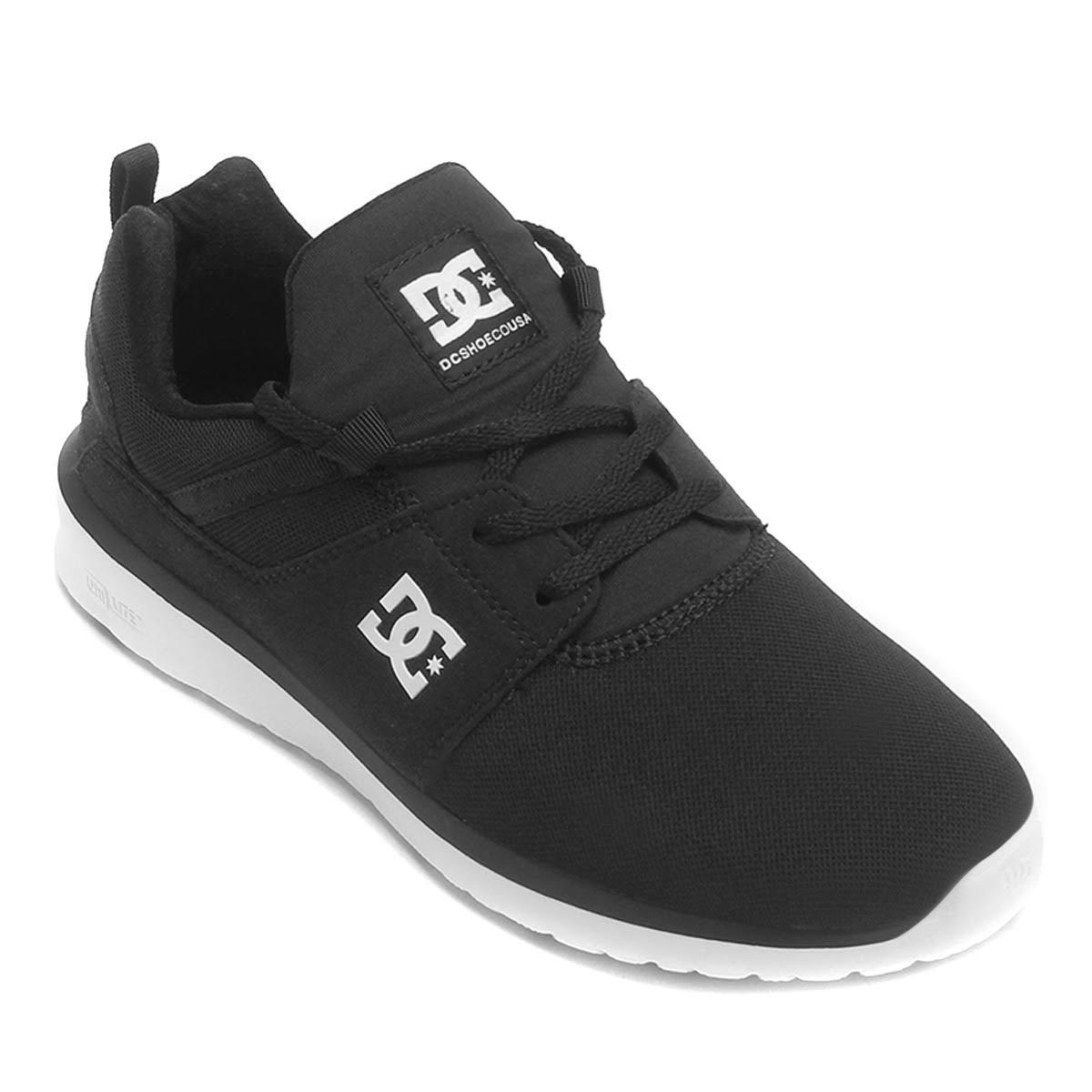 Dc Shoes Scarpe Uomo bianco Heathrow Nero qVSGUMzp