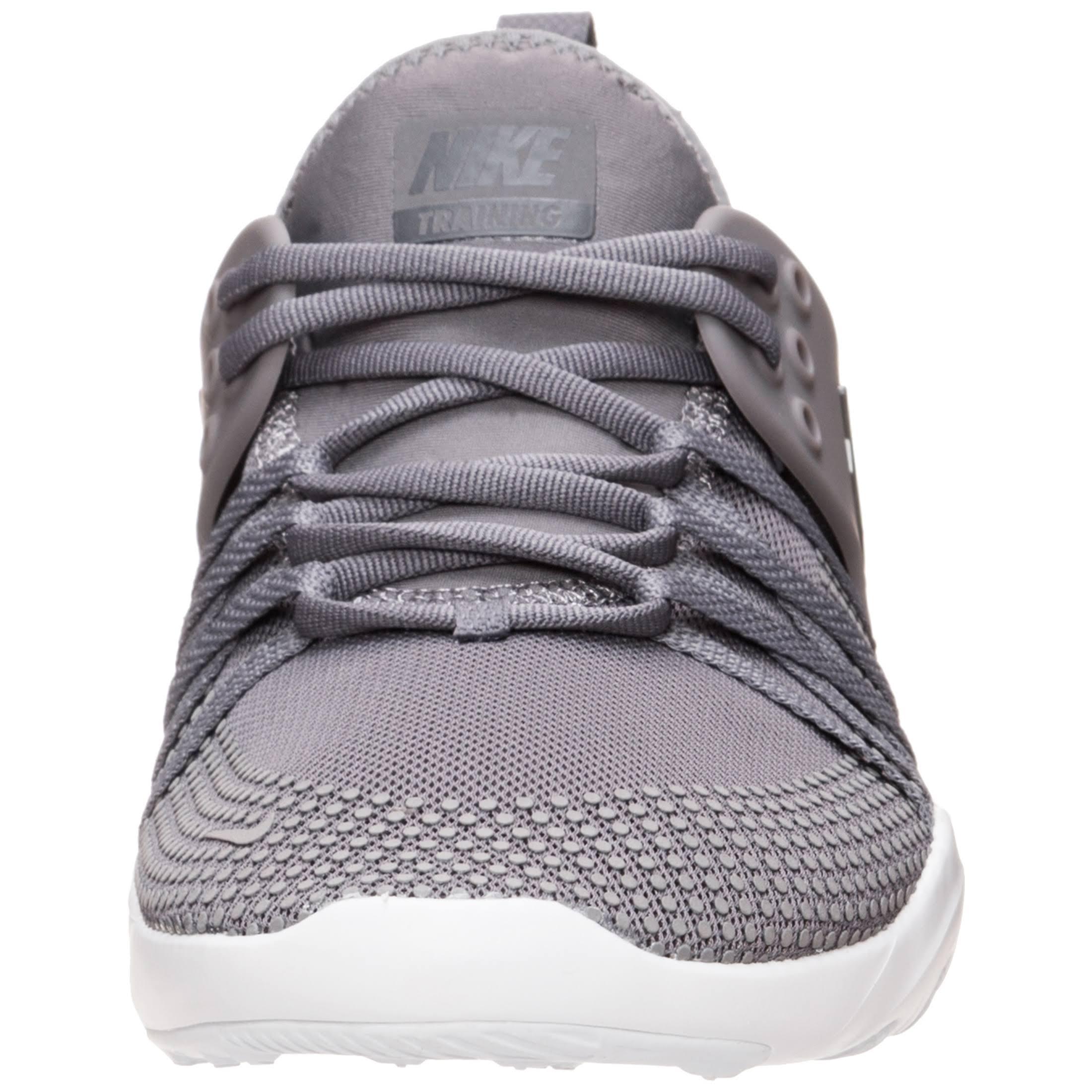Nike Grau Free Tr7 weiß Grau Fitnessschuh Damen 37 5 raqpvrPw