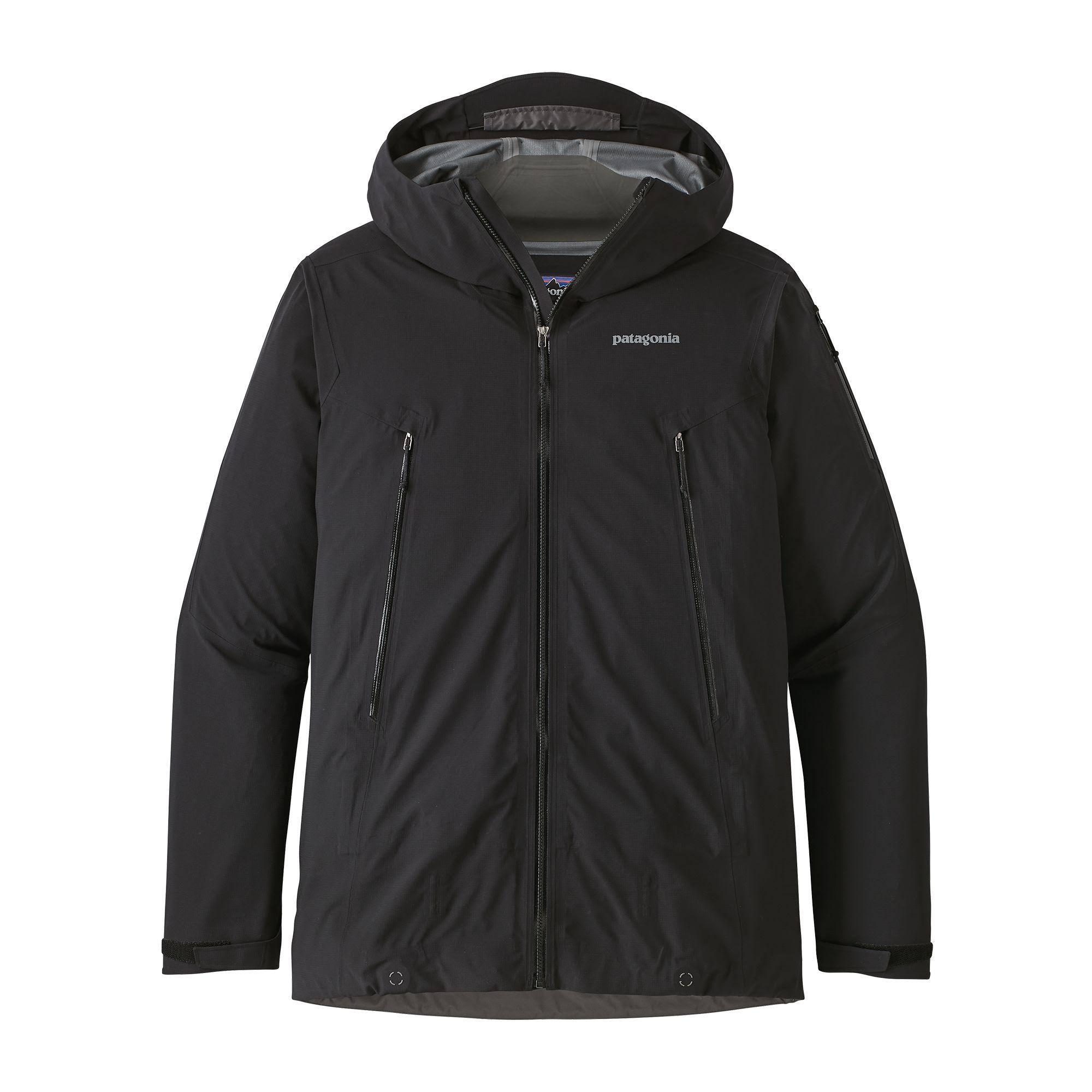 Schwarz Patagonia Herren Jacket Large Descensionist tXxatB4qw