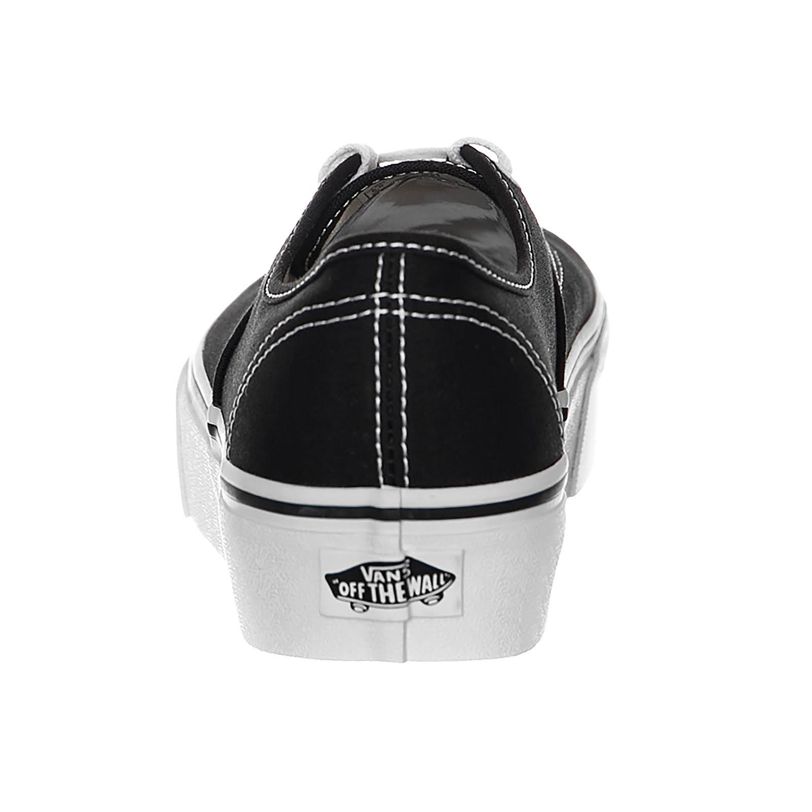 black Nero Sneakers Scarpe Va3av8 Authentic donne Blk Vans Donna Platform Black 8qBRnZnt