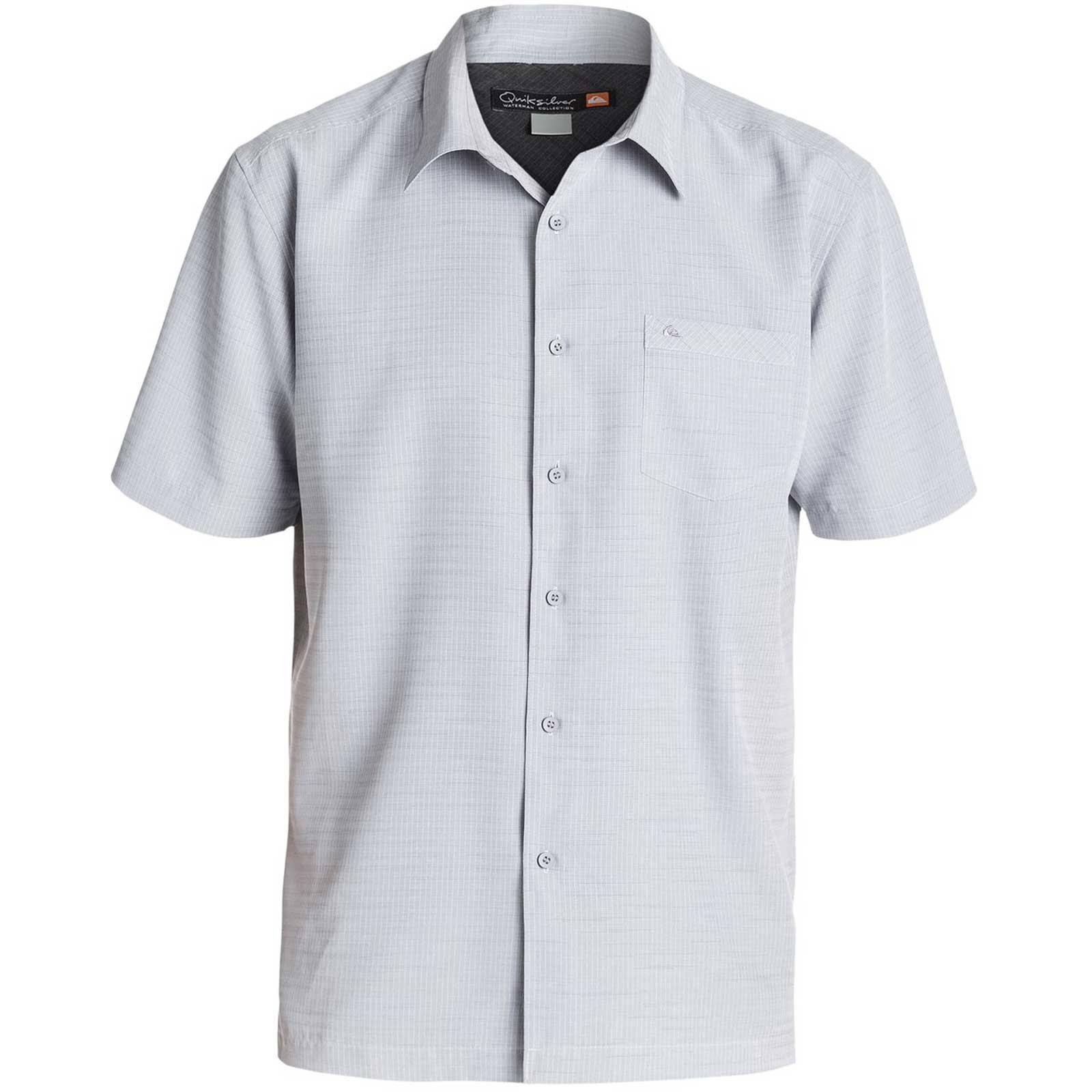 4 Zinc Camiseta Hombre Para Quiksilver Corta Manga Centinela aFFqExA