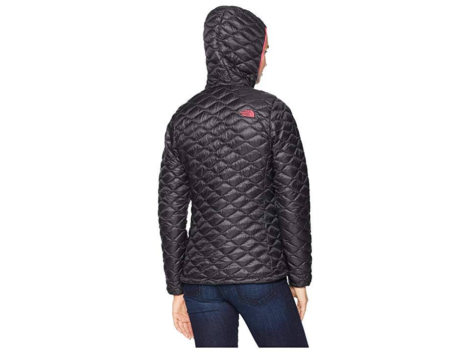 Para North Thermoball Sm Gris Chaqueta Capucha Mujer Con The Face Asfalto wxC6Y1q