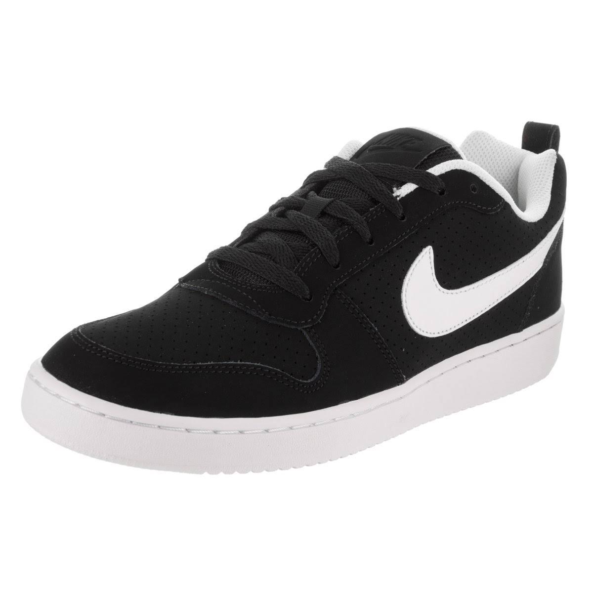 107175403 De 10 Court Baloncesto Borough Nike Men Calzado Negro Low Tamaño vwUq7OO