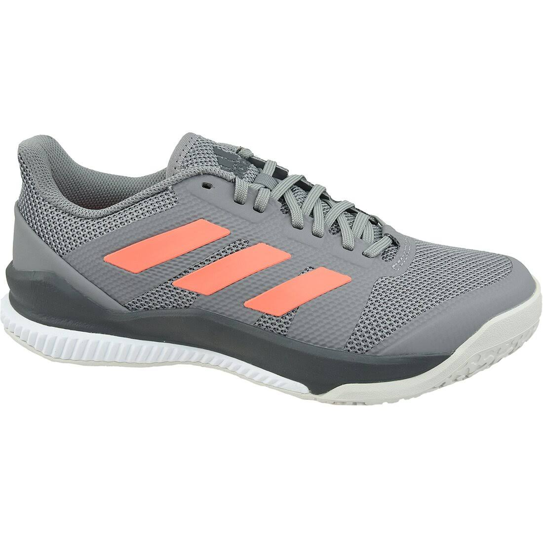 Adidas Stabil Bounce Shoes - Grey - 11.5