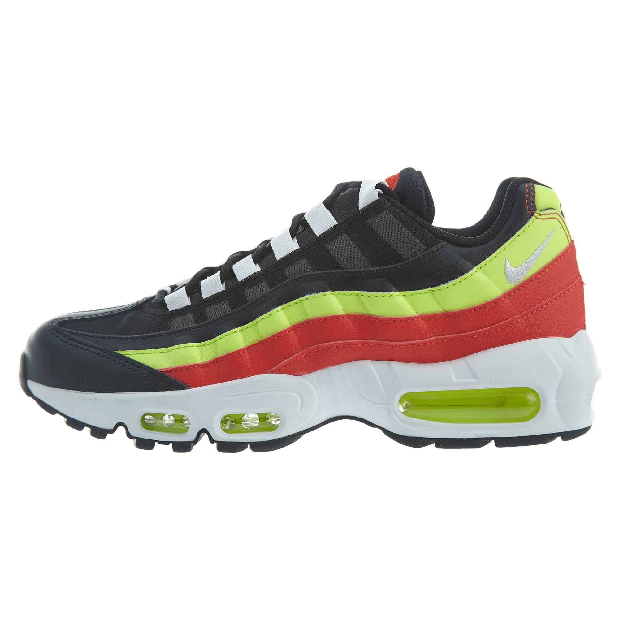 Max Nike Roodvolt 5 Zwartwithabanero 95Damesschoenen Air rood maat JFT1Kl3c