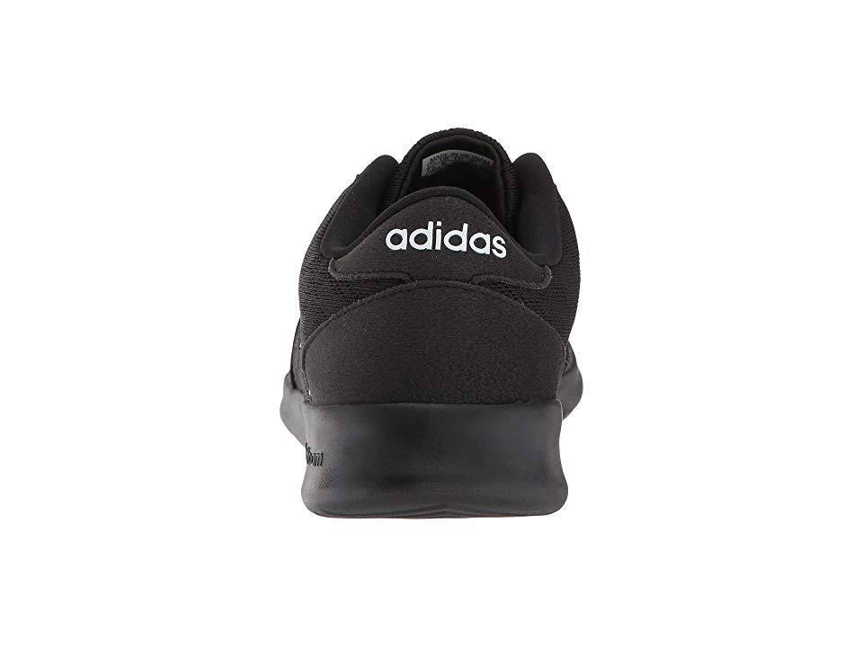 5 Cloudfoam Mujer Calzado Tamaño Adidas Racer Negro Qt Para 6 wHOq8