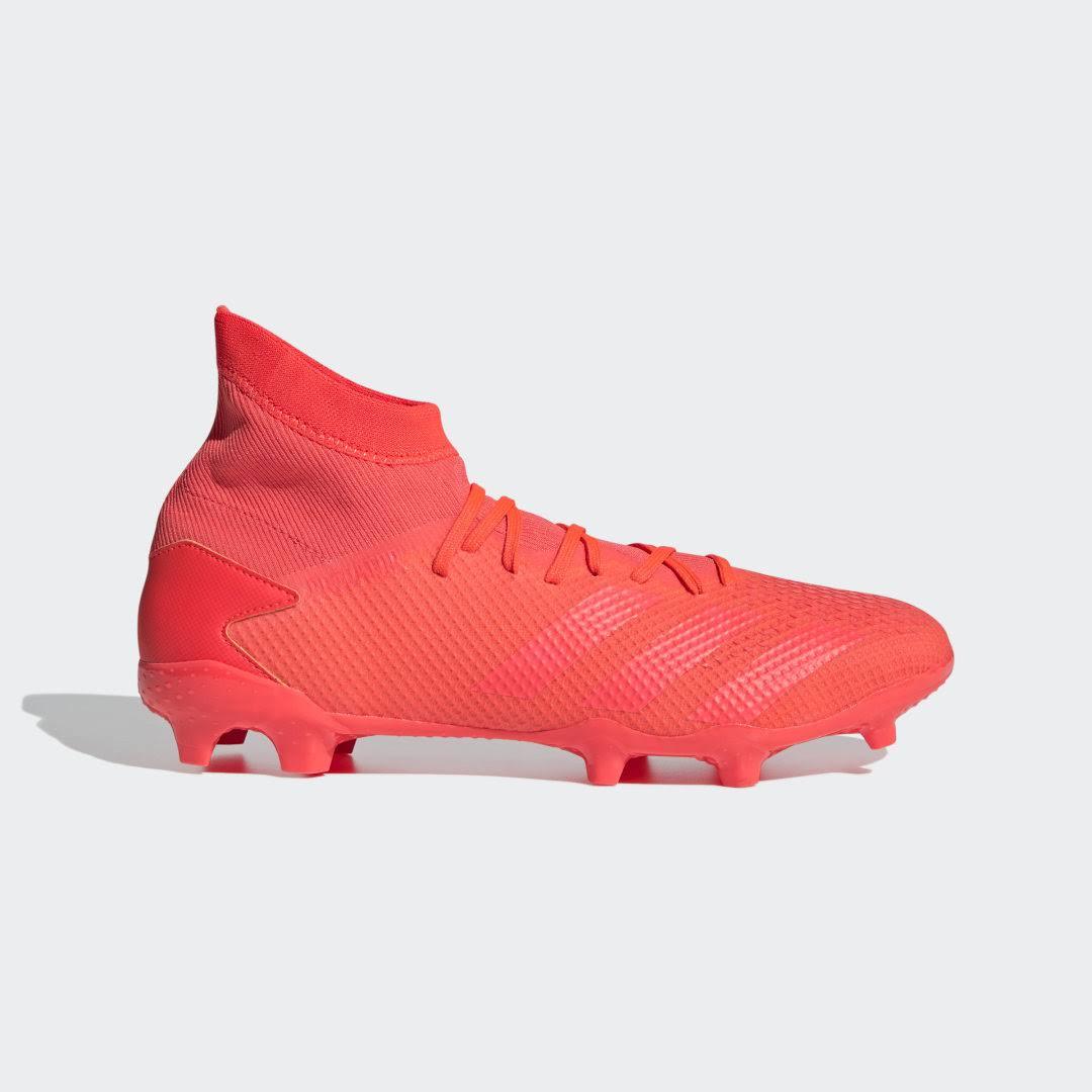 Adidas Predator 20.3 Firm Ground Boots Football - Red