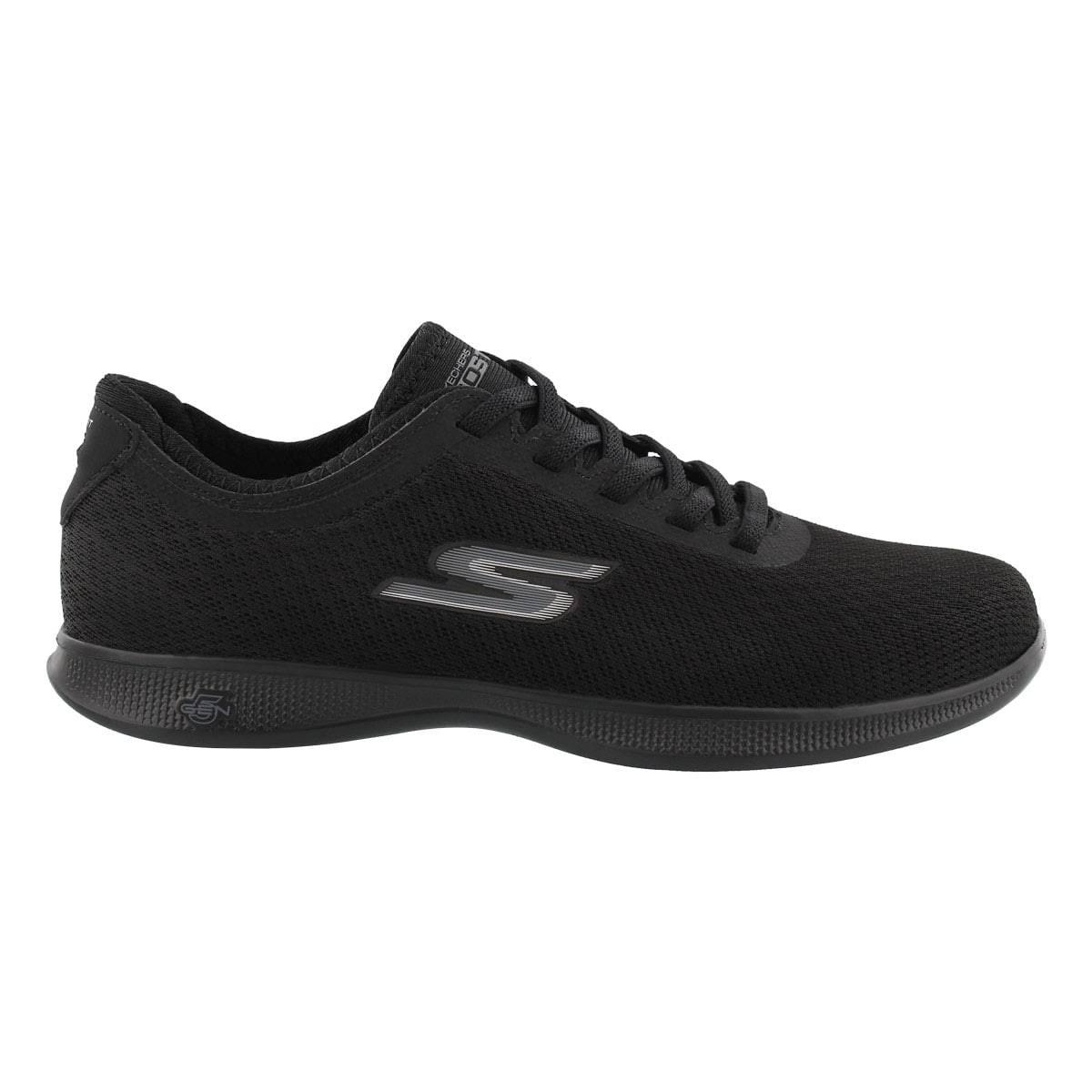 Schoenen Navypink Skechers Step LiteAgile Black Mesh Women's Go wkiuPOTXZ