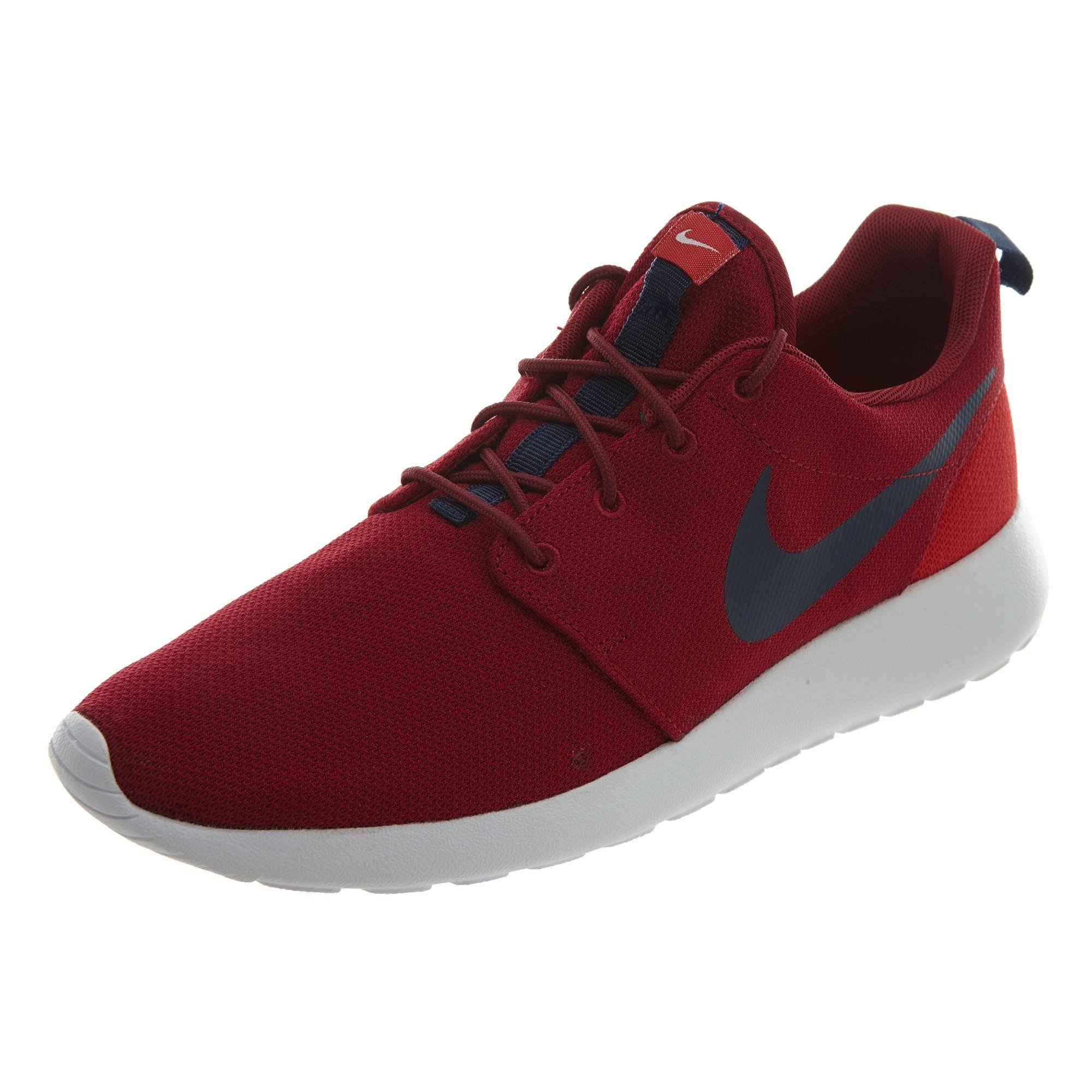Nike Navy 5 511881 Hombre Crush Red Midnight Para 10 Roshe One rnvwI8rA
