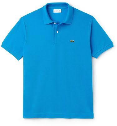 Polo 12 12 Para Hombre L Classic Azul Lacoste Piqué nq6xwTOXtR