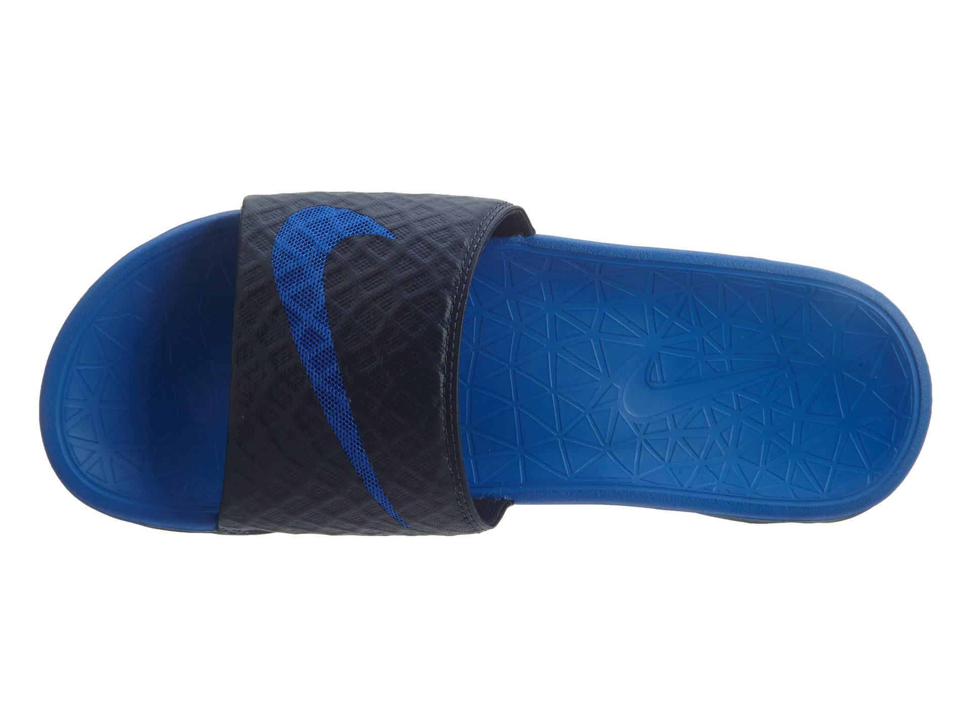 9 Solarsoft Talla 2 Nike Slide Benassi 705474440 Navy Hombre Midnight 6nRnOfTA