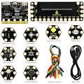 Keyestudio Honeycomb Smart Wearable Coding Led Module Kit For <b>Bbc</b>