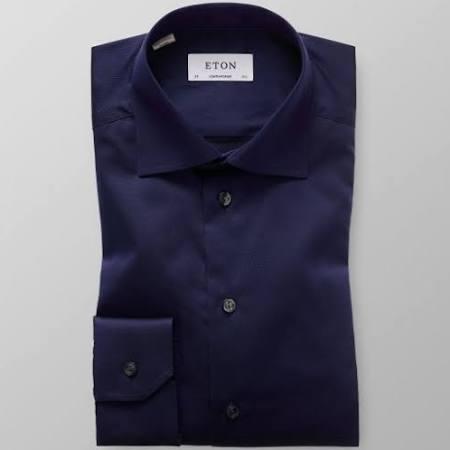 T Contemporary Eton Von Fit shirt rqwfax6Pr