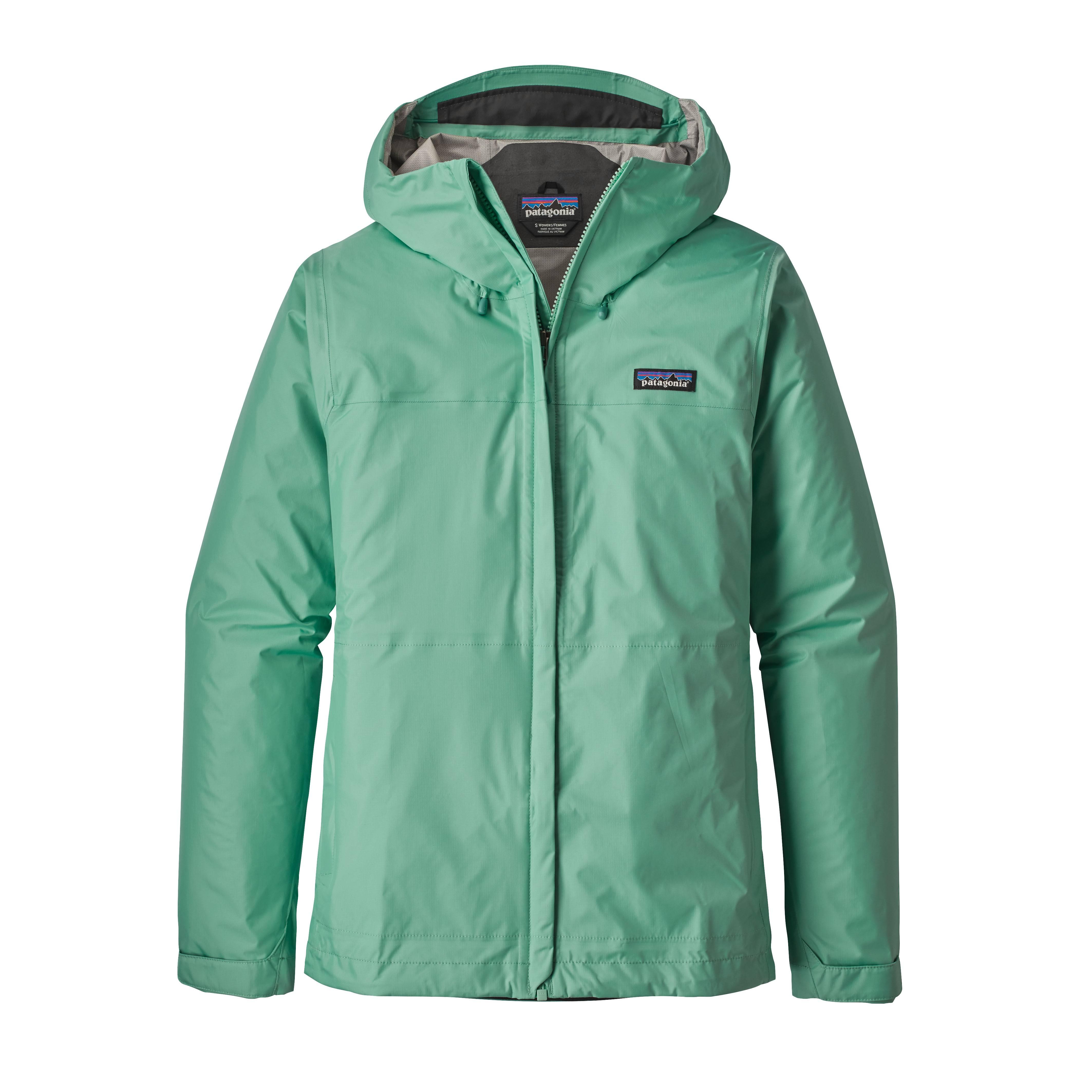 Xxs Para Vjosa Jacket Green Mujer Patagonia Torrentshell qaIwYY