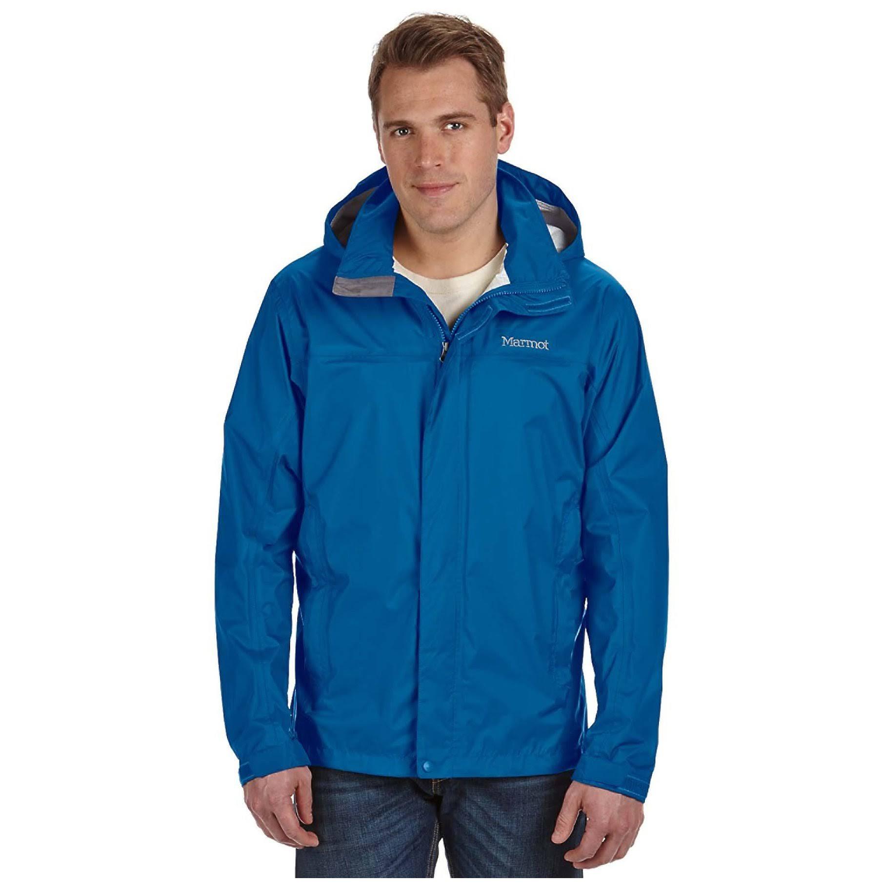 Blue Precip L Herren Jacket Sapphire Marmot Rq4xt4w6d