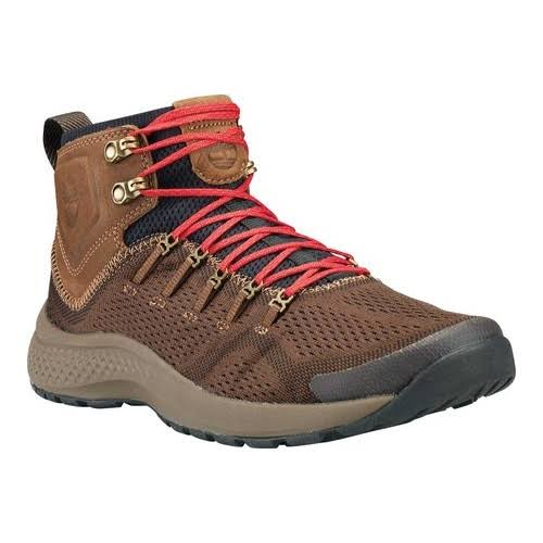 Marrón Para Flyroam Timberland Oscuro Hombres Mid Trail 8 5 Shoe ZZwgqF4O