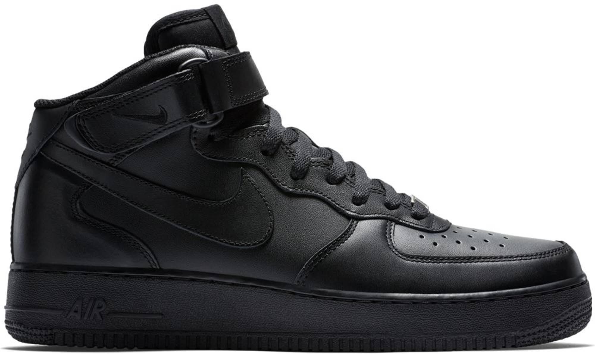 Nike Mid '07 Air Force Black 1 LUzVGqpSM