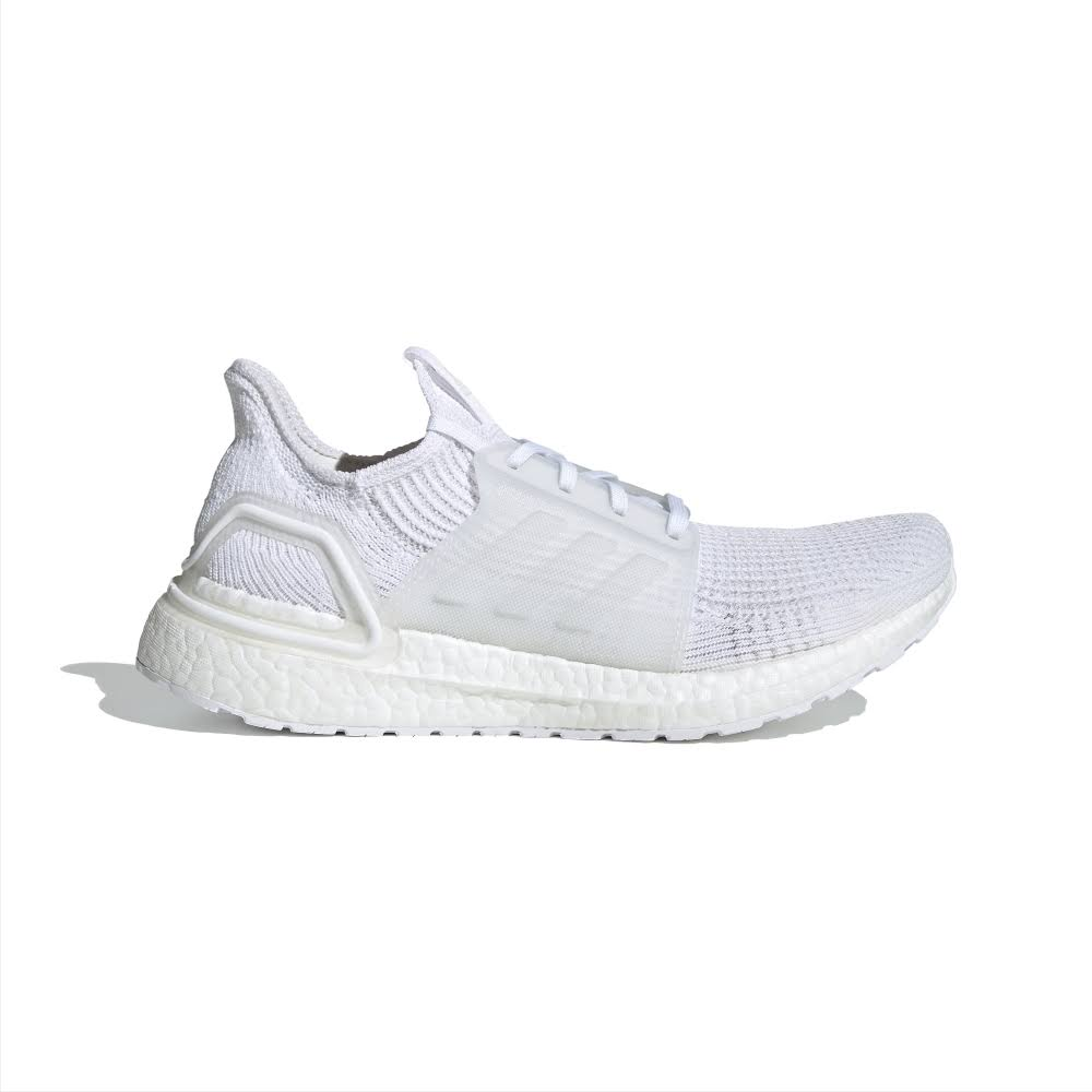Adidas Ultraboost 19 Shoes - Mens - White