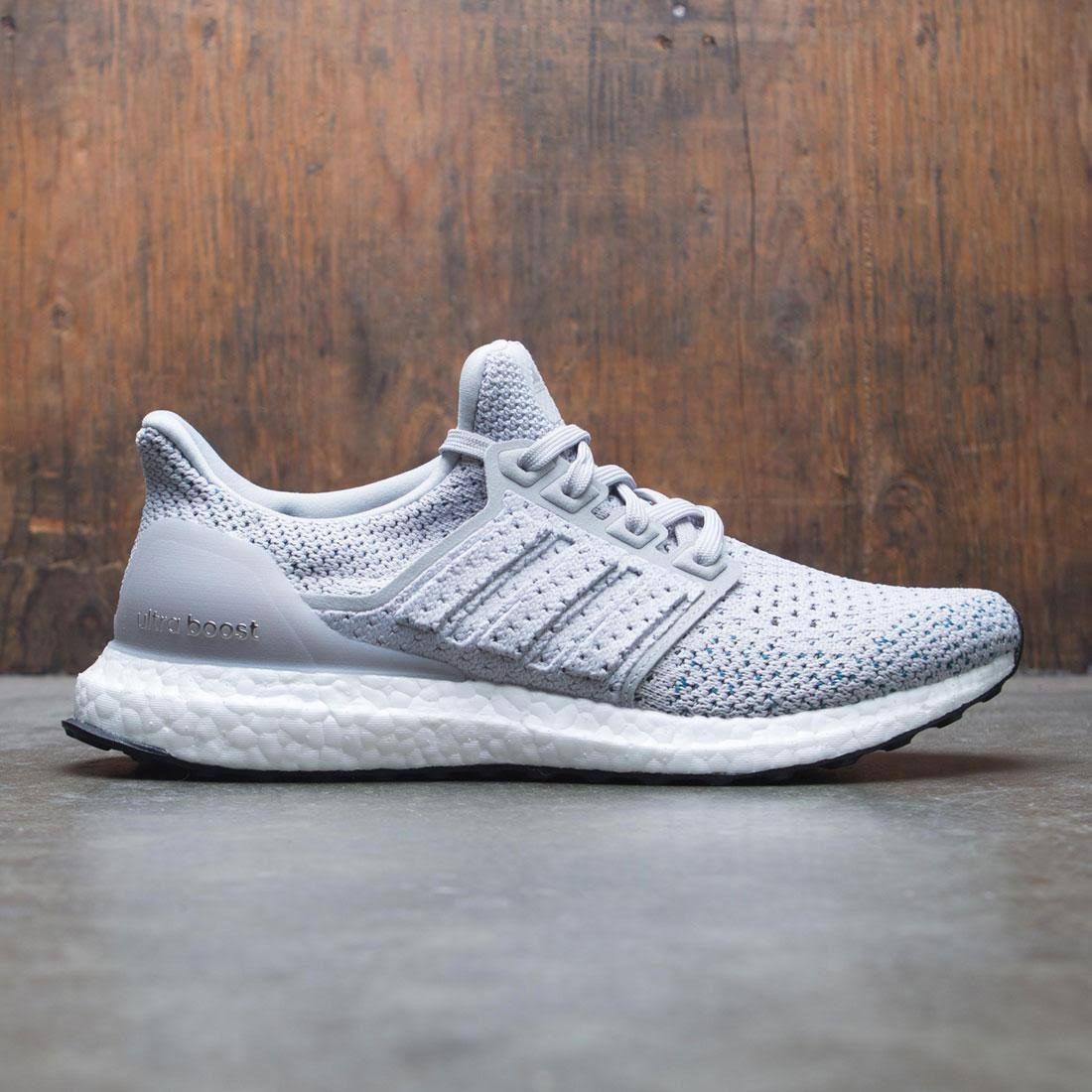 Ultraboost Adidas gray Men Teal Two Grey Clima Real fx8pPz