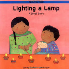 Lighting a Lamp by Jonny Zucker - (9781845072933)