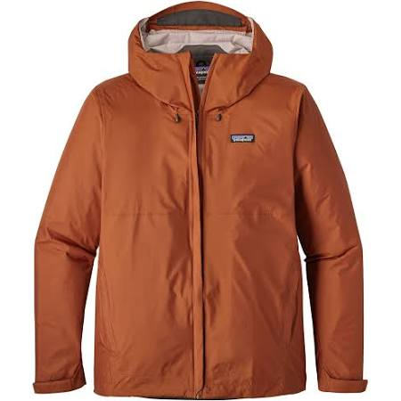 Patagonia Ore Color Orange Copper Jacket Torrentshell Casual Size Xs Jacket Mens Zp6Z4qr